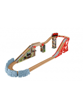 4e3388201b83 Fisher-Price Thomas and Friends Wooden Railway Speedy Surprise Drop ...