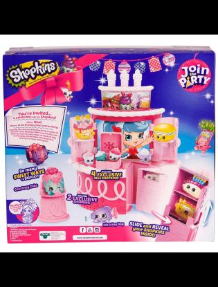 Игровой набор - Шопкинс -Праздничный торт сюрприз - 7 ...