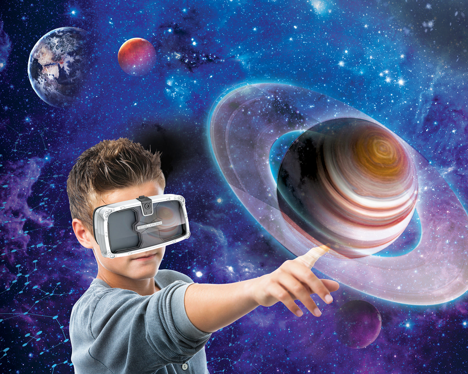 Covered with space explorations using virtual reality pics bingle pussie nude