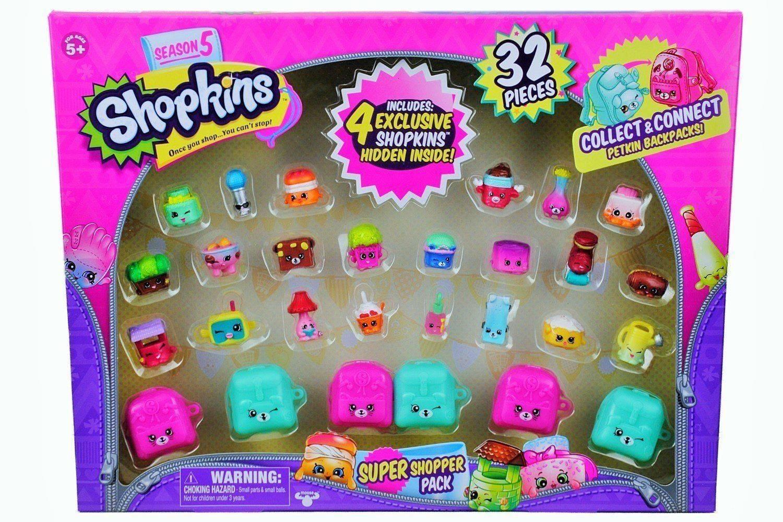 Эксклюзивный Игровой набор 26 Шопкинсов (Shopkins) с ...