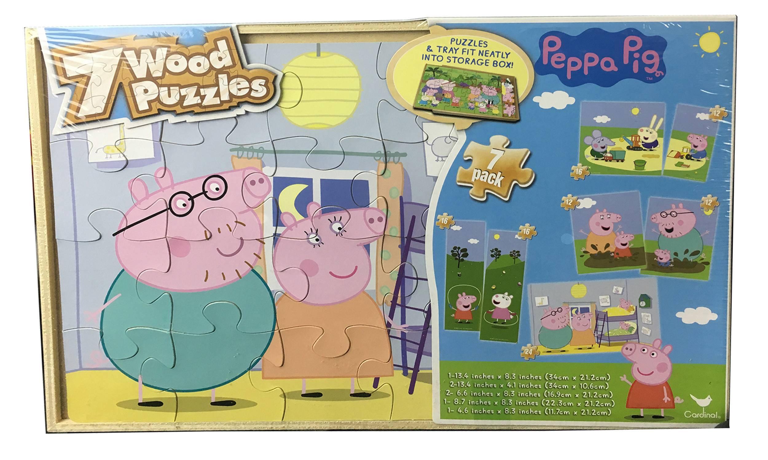 ... //truimg.toysrus.com/product/images/peppa- ...  sc 1 st  Imagelicious & Peppa Pig Storage Box 7L   Imagelicious