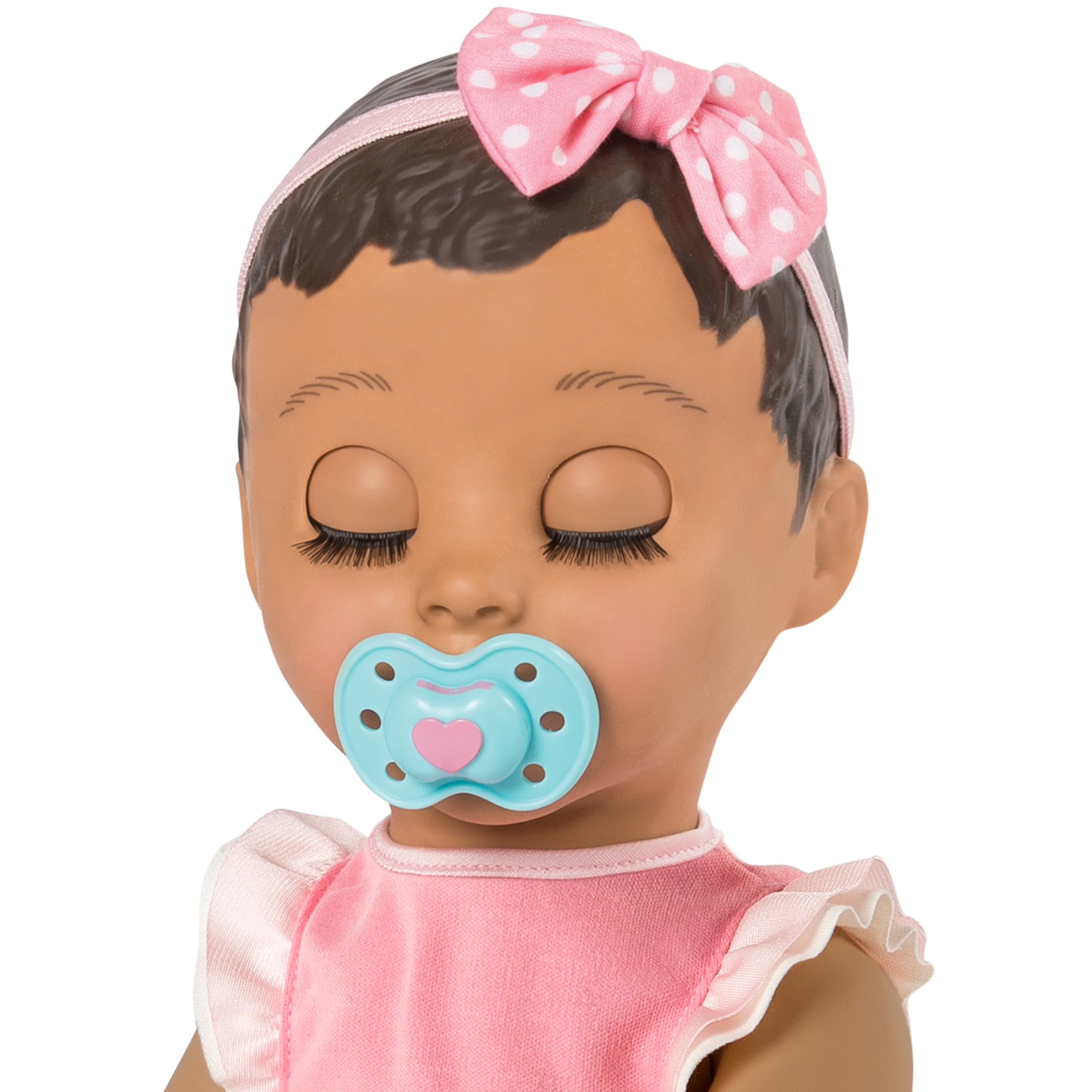 Luvabella Responsive Baby Girl Doll with Blonde Hair