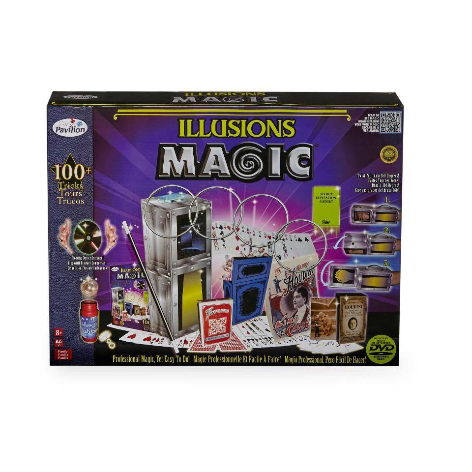Amazon.com: Pavilion Top Hat Magic Show: Toys & Games