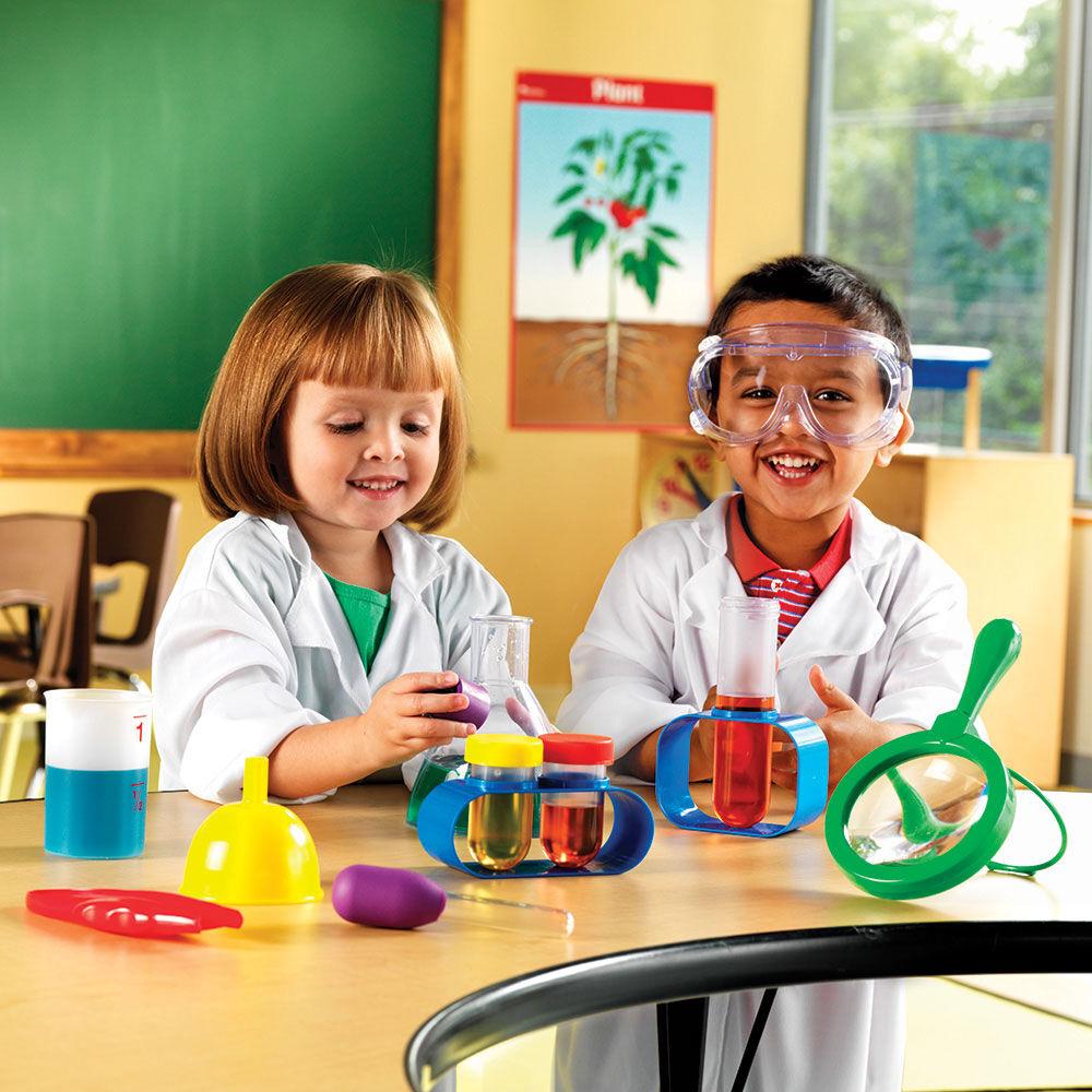 Фото дети и наука