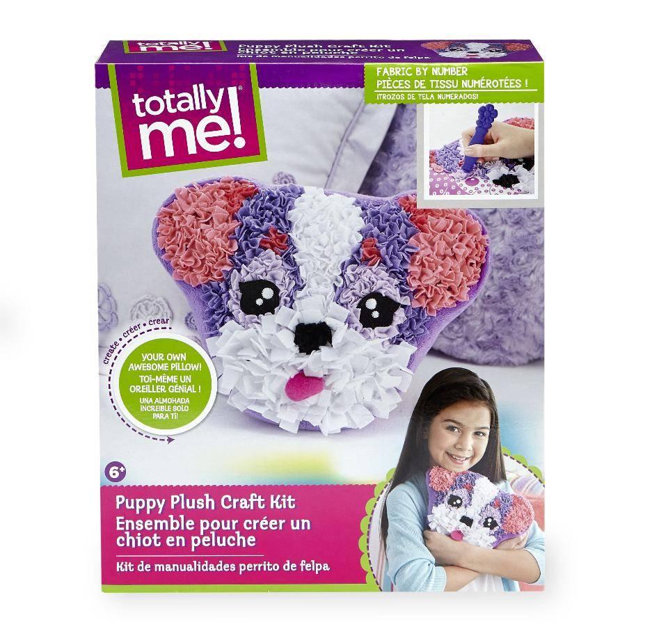 Toysrus Manualidades.Totally Me Puppy Plush Craft Pillow Kit Igralandiya Internet