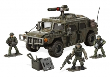 Mega Construx Call of Duty Armored Vehicle Charge Construction Set