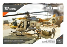 Mega Construx Call of Duty Building Set - Urban Assault Copter
