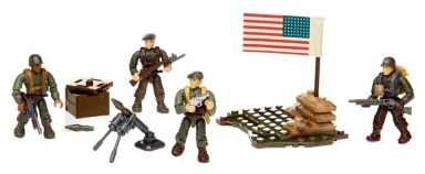 Mega Construx Call of Duty Legends: Classic Infantry Pack