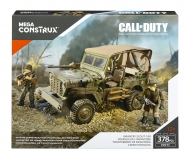 Mega Construx Call of Duty Building Set - WW2 Infantry Scout Car
