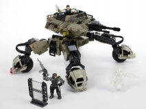 Mega Construx Call of Duty Atlas Mobile Turret Building Set