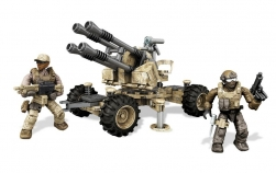 Mega Construx Call of Duty Anti-Aircraft Vehicle Building Set