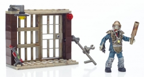 Mega Construx Call Of Duty Tactical Unit - Brutus