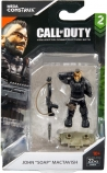 Фигурка Джон Мактавиш - Mega Construx Call of Duty Action Figure - John Soap Mactavish - FMG01