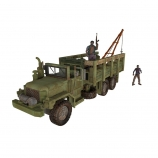 The Walking Dead Woodbury Assault Vehicle Construction Set 401 Pieces