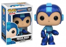 Фигурка Mega Man - Mega Man -Funco POP Games