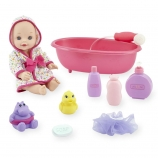 You & Me Bath Time 12 Inch Baby Doll Playset