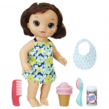 Baby Alive Magical Scoops Baby doll - Brunette