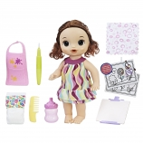 Baby Alive Finger Paint Baby Doll Playset