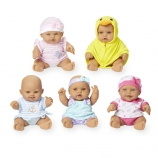 You & Me So Many Babies 5 Pack Doll Set (Colors/Styles Vary)