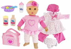 Baby Magic Dress n Play Baby Doll Playset