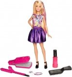 Barbie D.I.Y Crimp and Curl Fashion Doll - Caucasian