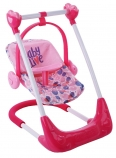 Baby Alive Swing and High Chair Combo Playset for 16 inch Doll