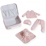 You & Me Baby So Sweet Deluxe Doll Layette Gift Set