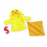 You & Me 12-14 inch Baby Doll Bath Time Accessories - Duck