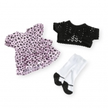 You & Me 16-18 inch Baby Doll Occasion Outfit - Butterfly Dress