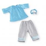 You & Me Playtime Outfit for 16-18 Inch Doll - Striped Leggings