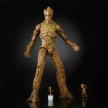 Фигурка Стражи Галактики Грут -Серия Легендс -3 в 1 -Marvel Guardians of The Galaxy Legends Infinity Series Groot Evolution