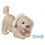 FurReal Fuzz Pets Playful Goldie Dog - Brown