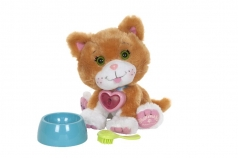 Cabbage Patch Kids 9 inch Adoptimals Stuffed Cat - Tabby Kitty