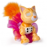 Zoomer Meowzies Tabitha Interactive Kitten with Lights Sounds and Sensors Toys R Us Exclusive