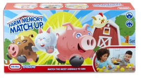 Little Tikes 3D Farm Memory Match Up Game