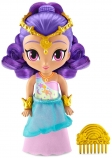 Кукла Джин Надя - Fisher-Price Shimmer and Shine - Шиммер и Шайн - С радужным гребнем