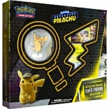 Pokemon TRU Exclusive Detective Pikachu Figure Box