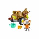 Fisher-Price Octonauts GUP-M & Kwazii - English Edition