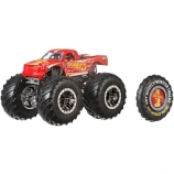 Hot Wheels Monster Trucks - Styles May Vary - English Edition