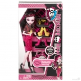 Кукла monster high Draculaura с обувью