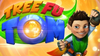 Игрушки -Три Фу Том -Tree Fu Tom