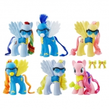 Эксклюзивный Набор My Little Pony -Команда Вондерболты- Wonderbolts Collection