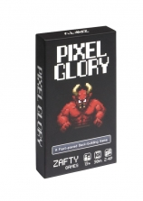 Zafty Games Pixel Glory Deck Building Game