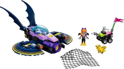 Лего -Lego -Batgirl Bat Jet 41230-Девушка-Летучая Мышь-Бэтгерл -Bat Girl-DC Super Hero Girls