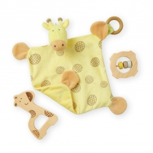 Imaginarium 3 Piece Snuggle Blue Elephant Gift Set