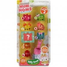 Набор NUM Noms -Нам-Номс - Желе - Бриллиантовая серия -Collectiable