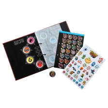 Yo-kai Watch Yo-kai Medallium Collection Book - Red