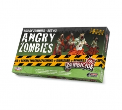 Zombicide: Angry Zombies Box of Zombies Set #3