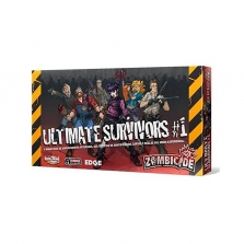 Zombicide Ultimate Survivors # 1 Board Game