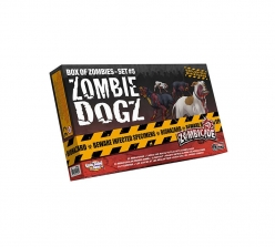 Zombicide: Zombie Dogs Box of Zombies Set # 5
